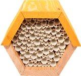 Esschert Design bijenhuis zeshoekig