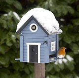 Wildlife Garden Blått Hus Cottage vogelhuis
