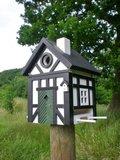 Wildlife Garden Korsvirke vogelhuis