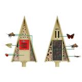 Esschert Design insecten hotel op paal in giftbox