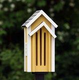 Wildlife Garden Fjärilsholk geel vlinderhuisje