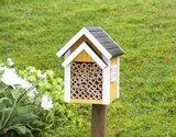 Wildlife Garden Biholk geel bijenkastje