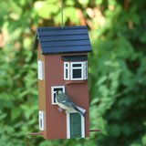 Wildlife Garden Townhouse Terracotta voederhuisje