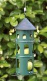 Wildlife Garden Kombimatare groen voederhuisje