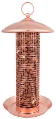 Esschert Design koperen notensilo