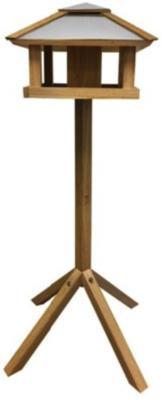 Esschert Design FB433 eiken voedertafel
