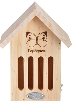 Esschert Design Vlinderkast silhouet