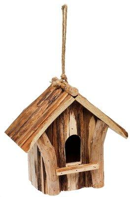 Lifetime Garden vogelhuis hout lichtbruin