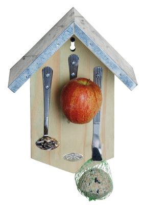 Esschert Design bestek voederhuisje
