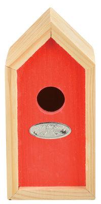 Esschert Design nestkast winterkoning rood