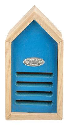 Esschert Design lieveheersbeesthuis blauw
