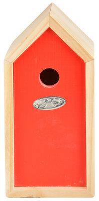 Esschert Design nestkast pimpelmees rood
