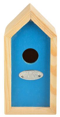 Esschert Design nestkast winterkoning blauw