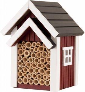 Wildlife Garden Biholk rood bijenkastje