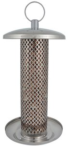 Esschert Design FB394 RVS notensilo