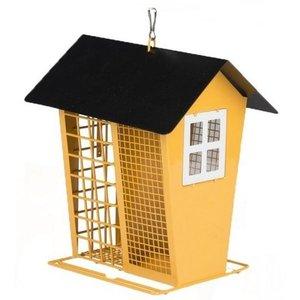 Lifetime Garden vogelvoederhuis geel