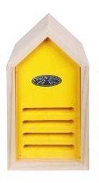 Esschert Design lieveheersbeesthuis geel