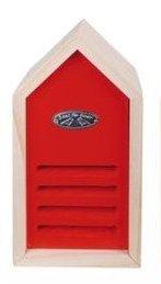 Esschert Design lieveheersbeesthuis rood